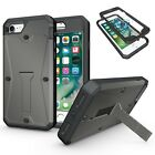 iPhone 5/5s/SE/7/8/plus Shockproof Hybrid Otterbox Style Protective Case Cover