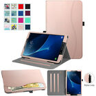 "For Samsung Galaxy Tab E Wi-Fi Nook 9.6"" Case Multi-Angle Stand Cover w/ Pocket"