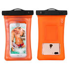 Waterproof Floating Case Dry Pouch Bag w/Lanyard fr iPhone 7 8 Plus Samsung S8+