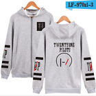 2017NEW Twenty One Pilots Music Band Men Hoodie Zipper Coat Jacket Sweat FASHION