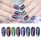 Soak Off UV Gel Polish Chameleon Sequin Iridescent Flakies
