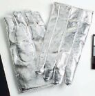 Chicago Protective Apparel Heat Resistant Work Gloves-19oz Aluminized Rayon