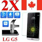 Premium Screen Protector Cover For LG G5 (2 PACK)
