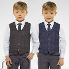Boys Waistcoat Suit, Page Boy Suits, Boys Wedding Suits, Suits for Boys
