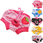 Lovely Pets Dog Underwear Panty Puppy Diaper Pants Physiological Sanitary Short