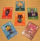 Animal Crossing Amiibo Cards Series 1 (Choose the characters you want) $2.25 USD