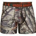 "Under Armour Mesh 6"" Boxerjock Brief Camo Underwear (Mossy Oak) 1247862-905"