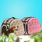 Pet Small Dog Cat Portable Sided Carrier Travel Tote Shoulder Bag Cage Kennel US