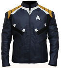 Captain James Kirk Star Trek Beyond Chris Pine Synthetic / Faux Leather Jacket