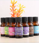 100% Pure Natural Essential Oils Carrier oils Aromatherapy Fragrance 10 ml