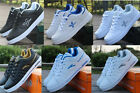 2017 Spring Autumn Men's Casual Sport Shoes White Leather Large Size Shoes A9820