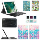 For iPad 4 iPad 3 iPad 2 Smart Case Stand Cover + Detachable Bluetooth Keyboard