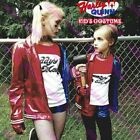 Ladies&Kids Suicide Squad Harley Quinn Cosplay Top Pants Shorts Jacket Suit Set