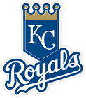Kansas City Royals Vinyl Sticker Decal *SIZES* Cornhole Truck Car Bumper Car on Ebay