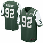 Authentic Nike NFL 2017 Game Edition New York Jets Leonard Williams #92 Jersey