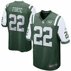Authentic Nike NFL 2017 Game Edition New York Jets Matt Forte #22 Jersey