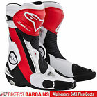 Alpinestars SMX Plus Black/Red/White (132) - Was £289.99 - Now £219.99