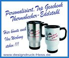 Thermobecher mit Bild & Text
