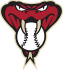 Arizona Diamondbacks Logo Vinyl Sticker Decal *SIZES* Cornhole Truck Wall