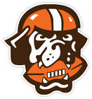 Cleveland Browns Logo Vinyl Sticker Decal **SIZES** Cornhole Bumper Wall $3.9 USD on eBay