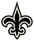 New Orleans Saints Logo Vinyl Sticker Decal *SIZES* Cornhole Wall Bumper $22.99 USD on eBay