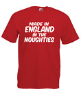 MADE IN ENGLAND in 00s noughties 16th 18th birthday xmas mens womens T SHIRT