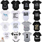 0-24 months baby clothes - Newborn Kids Baby Boy Girl Romper Bodysuit Jumpsuit Clothes Outfits 0-24M Lots