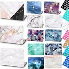 "Rubberized Painting Marble Jade HARD case Cover Fr Macbook Air Pro 11""12""13""15"
