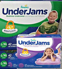 Pampers Underjams Boys, Girls Size L/XL, S/M CHEAP!!! NO TAX