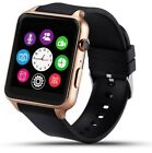 Waterproof GT88 NFC GSM Best Bluetooth Shrewd Watch Phone Mate For iPhone Android