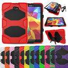For Samsung Galaxy Tab A 7.0 /8.0 /9.7 /10.1 Hybrid Rubber Armor Hard Stand Case