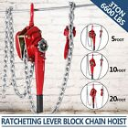 Внешний вид - Chain Lever Hoist Come Along Ratchet Lift 3.0 Ton Capacity $0 SHIP 5',10',20' FT