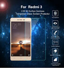 For XiaoMi Redmi 3/ 3S Note 3/4 Redmi Pro Mi 5 Tempered Glass Screen Protector