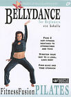 Bellydance Fitness Fusion with Suhaila Pilates DVD DISC ONLY