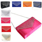 Luxury Women Envelope Shoulder Bag Fashion Diamond Evening Party Handbag Hot SY