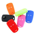 Silicone Flip Car Key Case 2 Buttons Cover for Vauxhall Opel Astra Vectra CORSA