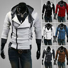 Men Fashion Creed Hoodie Coat Cosplay for Assassins Jacket Costume Coat