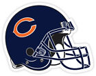 Chicago Bears Vinyl Sticker Decal *MANY SIZES* Cornhole Truck Wall Bumper Helmet $11.99 USD on eBay
