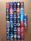 2017 BUD LIGHT NFL Kickoff 2011 2012 2013 2014 2015 2016 Beer Cans CHOICE Clean $3.0 USD