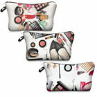 Cosmetic Makeup Bag Travel Gift Printed Makeup Assortment