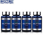 SCITEC MELATONIN PILLS - Sleep Aid - Sleeping Support - Relaxation -Sweet Dreams
