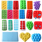 Silicone/Rubber Ice Cube Tray Mold Bar Ice Cube Chocolate Mold Mould Tray