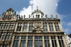"Bildmotiv ""Beautiful building next to Grand Place (Grote Markt) in Brussels,..."""