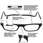 CliC Magnetic XXL Expandable & Adjustable Readers   BLACK   1.25 to 3.00