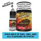 Twelve Monkeys - Congo Cream E Liquid - 3 X 10ml - 0mg/3mg/6mg - All Flavours
