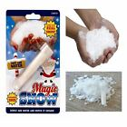 Christmas Magic Snow Instant Add Water Artificial Fake Fluff Powder Party Decor