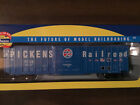 Assorted HO Scale Freight Cars фото