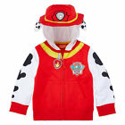 Nickelodeon Paw Patrol Costume Fleece Toddler Boys size 2T 4T NEW