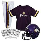 Minnesota Vikings Youth Uniform Ages 4-6 Kids Helmet Pants Jersey Young Fan NFL on eBay