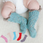 Baby Girl Socks 1-24 months Knitted Flounced Socks Breathable Infant Warm Indoor